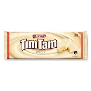 Tim Tam white