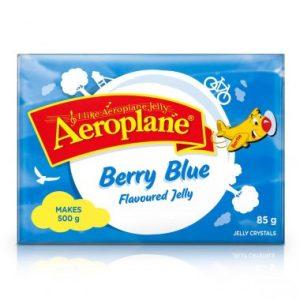 Aeroplane Jelly Berry Blue