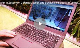Virtuelle Ausstellungsbesuche