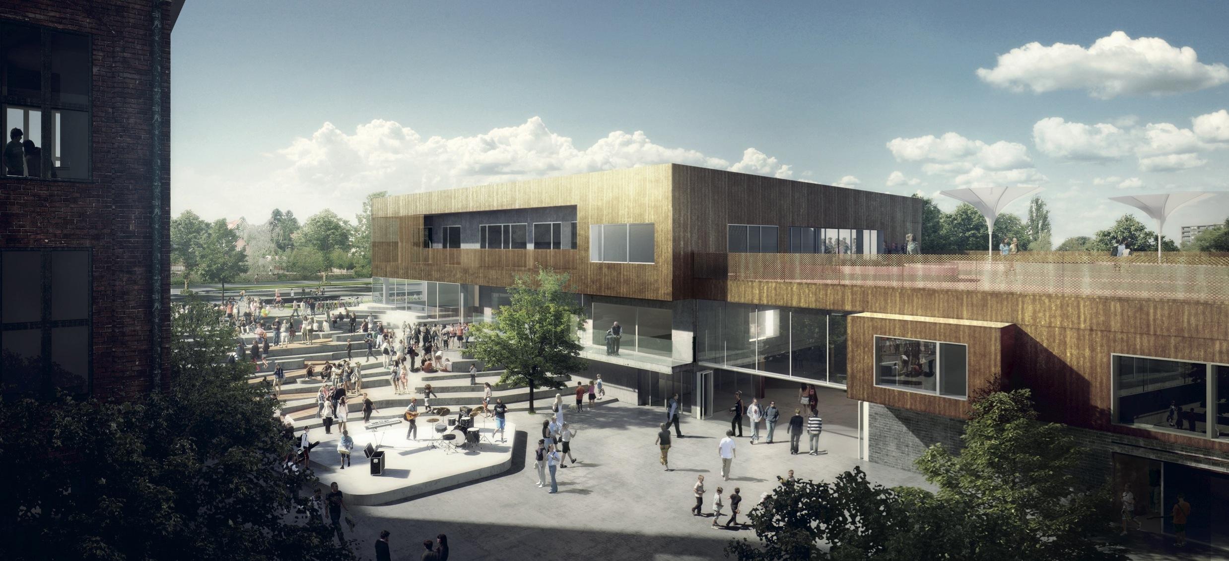 Helsingor New Mid-town School