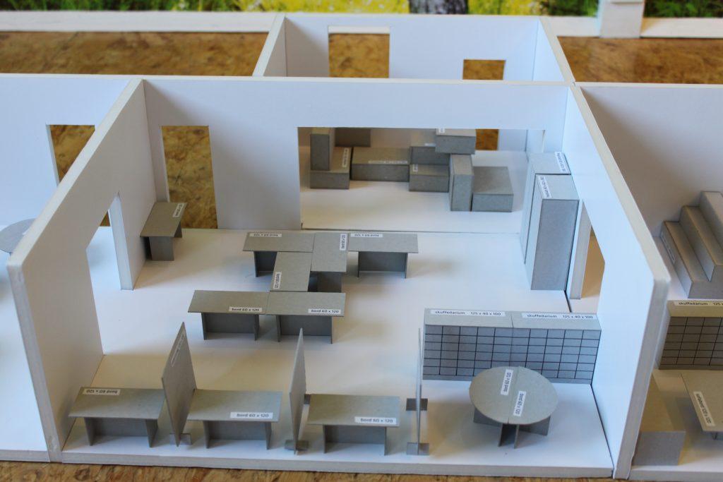 Indretningsworkshop med Learning Space Design Kit