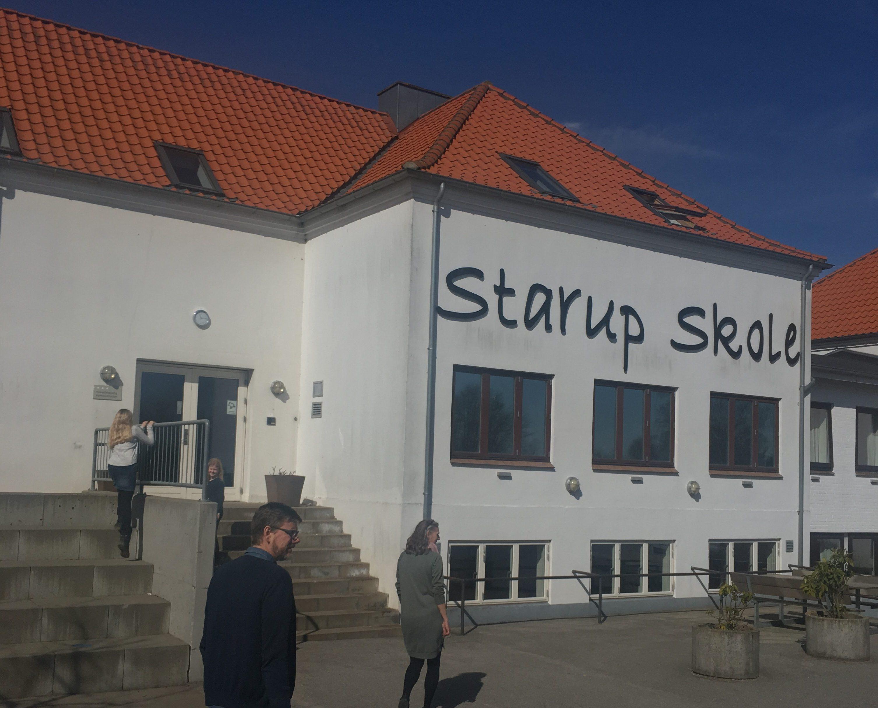 FÆLLESSKOLEN STARUP ØSBY
