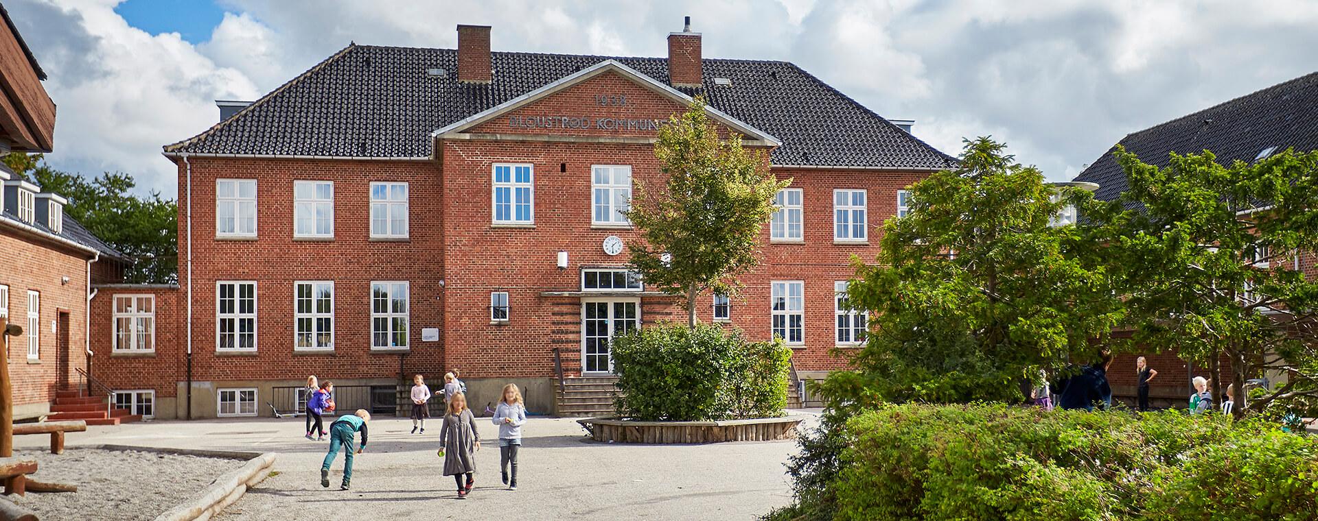 Helhedsplan - Blovstrød Børne- og Læringsby