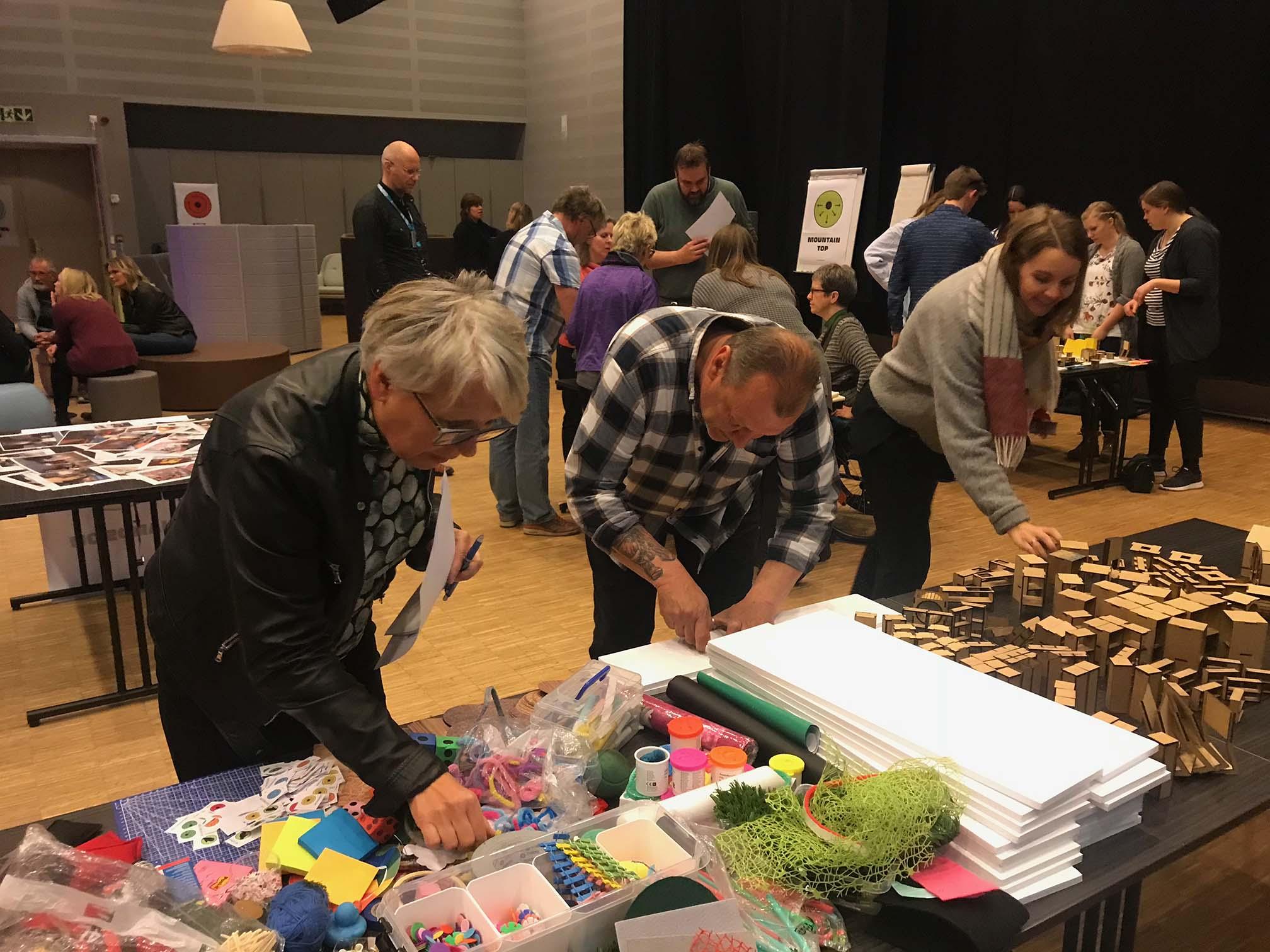 Nybyggeri for ungdomsuddannelse i Tiller, Norge