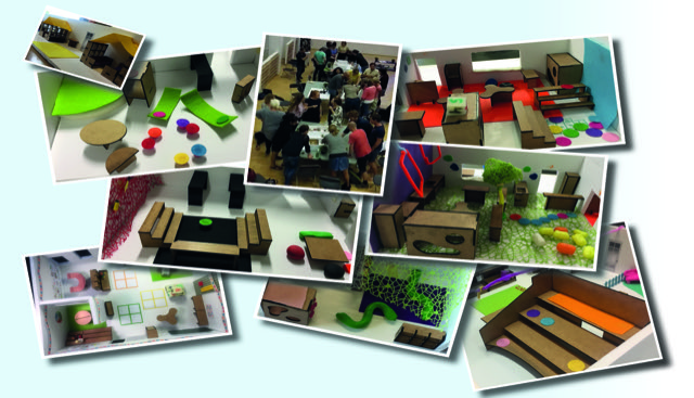 Learning Space Design Lab - innovations in education