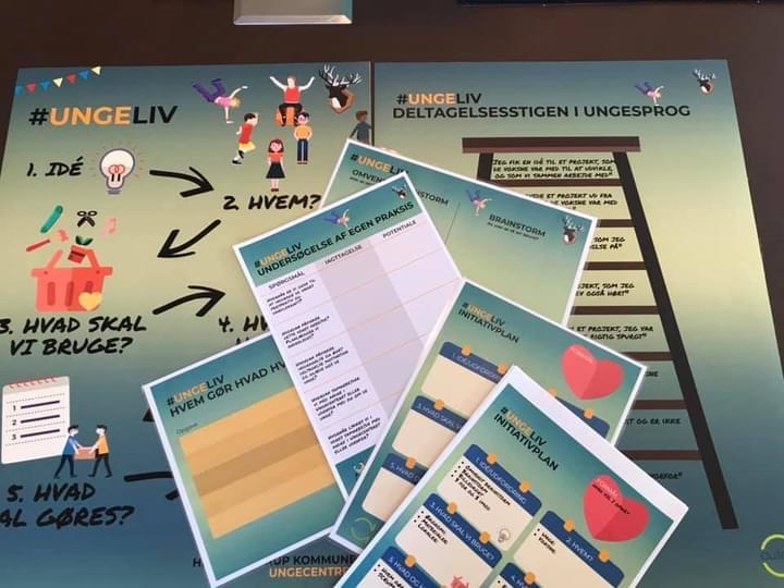 #UNGELIV - vores nye værktøj for samskabelse i fritidslivet!