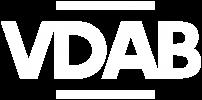 Logo VDAB wit