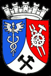 Wappen Oberhausen