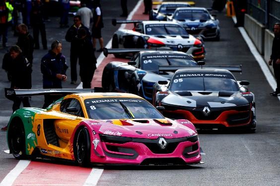 Renault 115 years racing