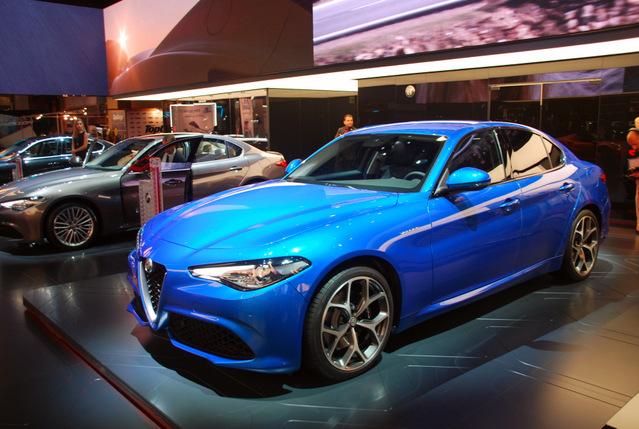 Mondial de l'Automobile 2016