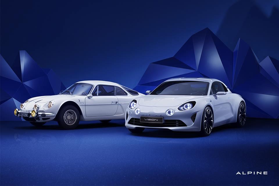 Alpine start de reserveringen voor de Alpine Première Édition, een tot 1 955 genummerde exemplaren beperkte serie
