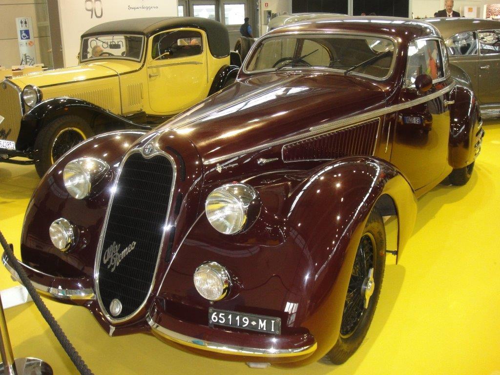 90 jaar Carrozzeria Touring Superleggera