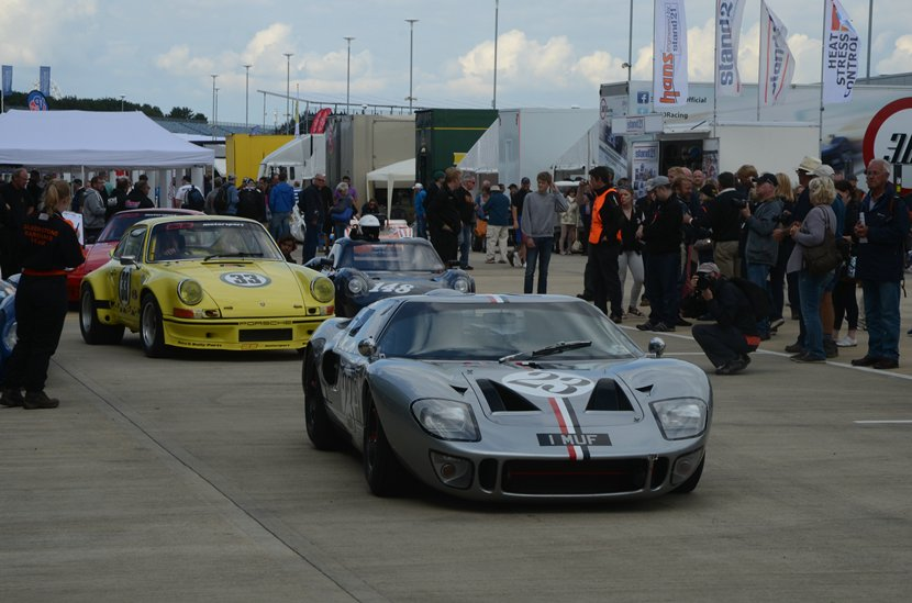 RECORD DAY AT THE CLASSIC Silverstone