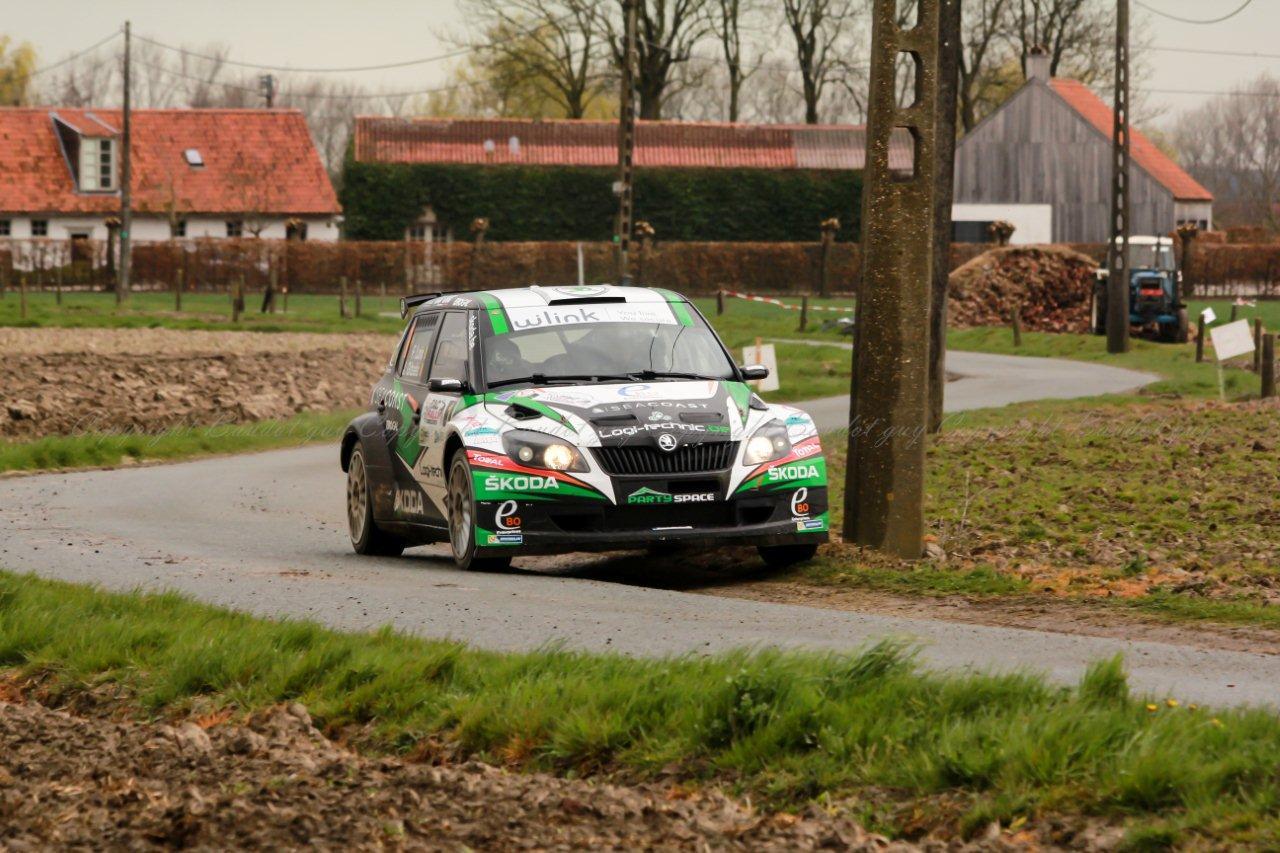 TAC rally 2015  Guy Baudot