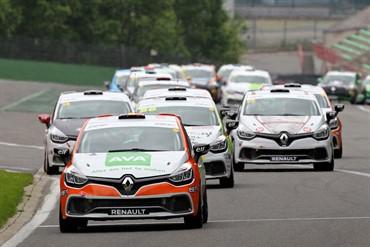Clio Cup Benelux gaat samenwerken met TCR Benelux