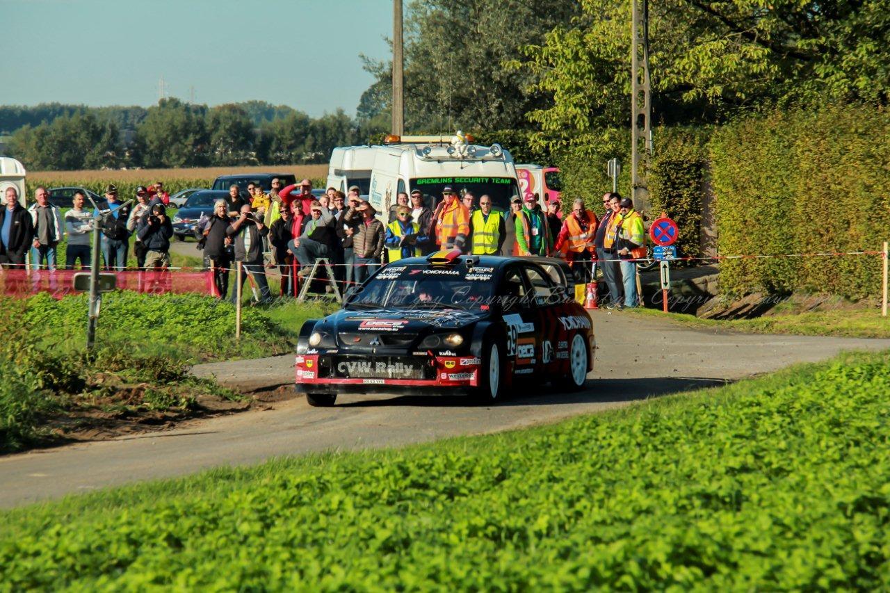 Aarova RallySprint  Oudenaarde – Kruishoutem 2015