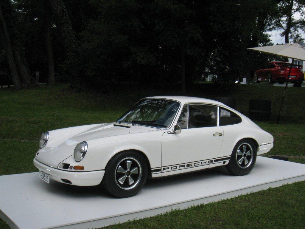 De Porsche's op Bensberg D.     Wilfried Geerts