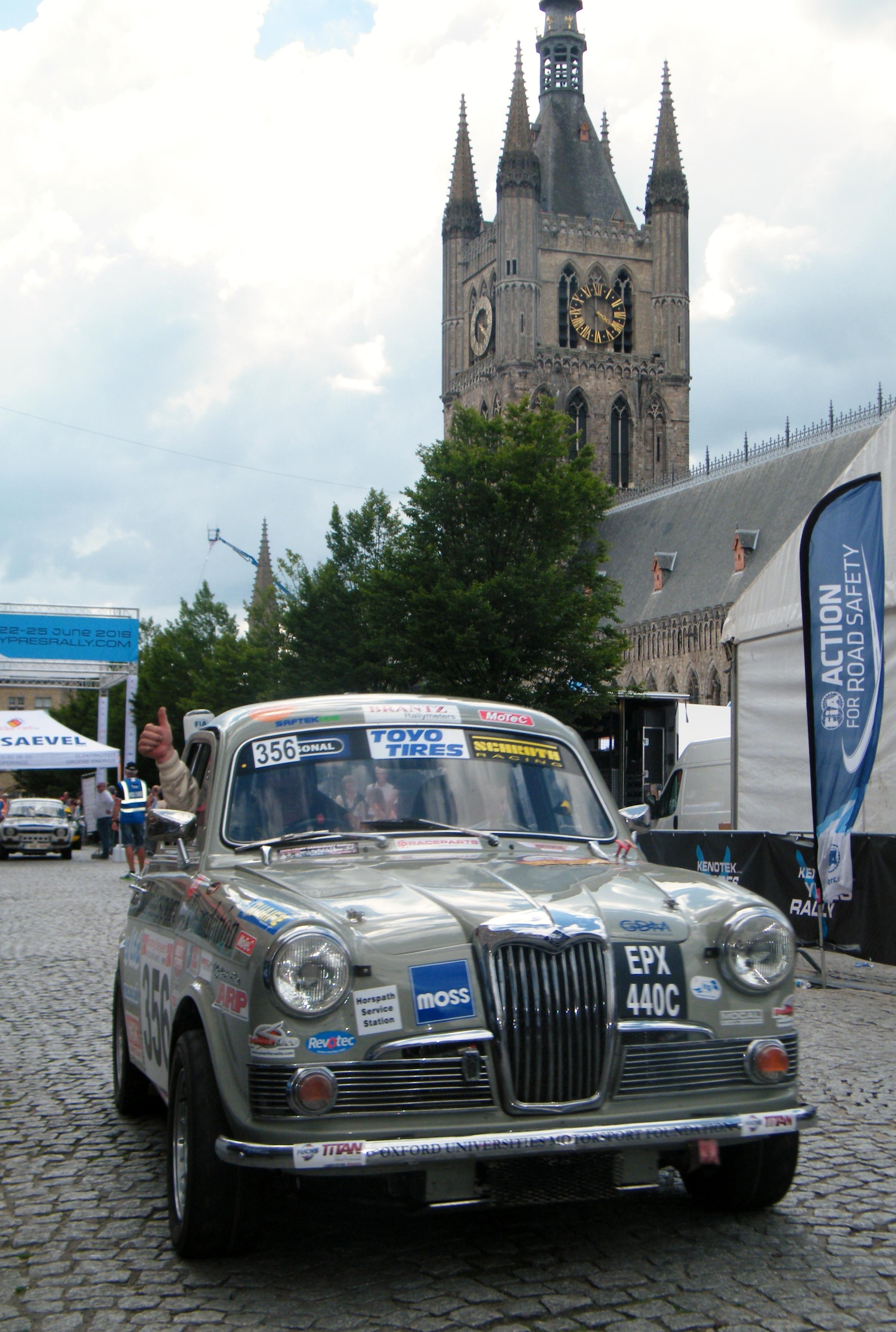 De Historics in Ypres  Be. 2016  Alain Mervilde