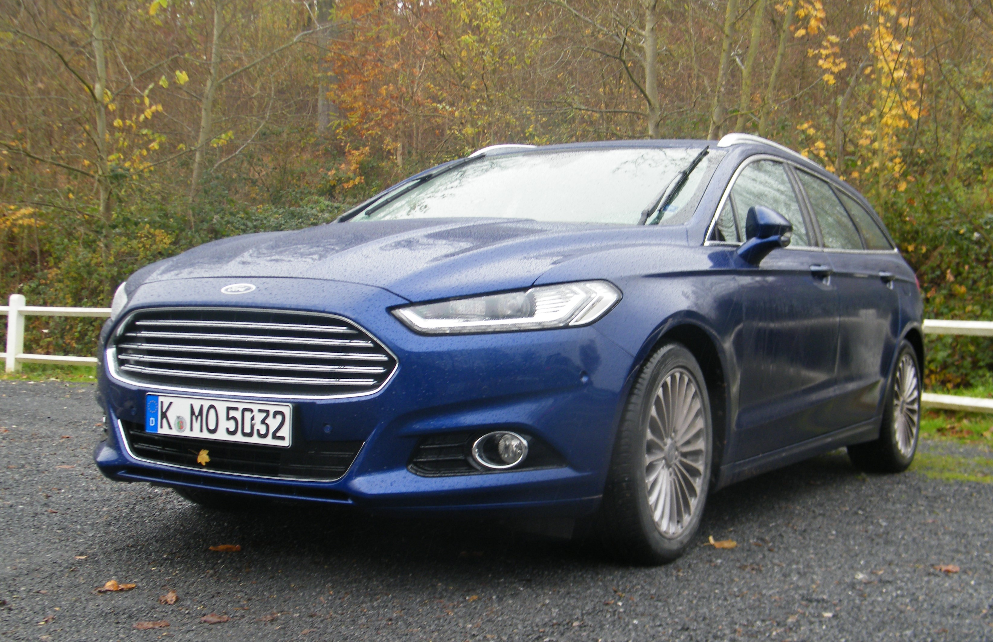 De nieuwe Ford Mondeo 2015  reportage: Alain Mervilde