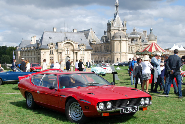 Chantilly Arts et Elegance 2015 Patrick Peter: (auto)god in Frankrijk