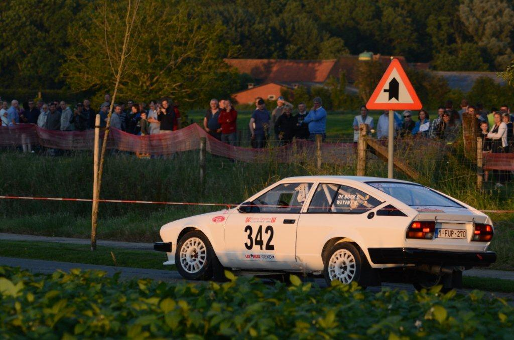 Ypres Historics  Be.  2016  Wilfried Geerts