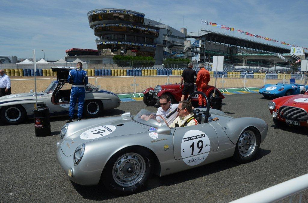 8th Le Mans Classic FR.   Wilfried Geerts