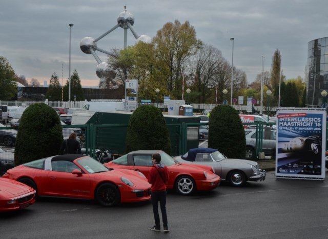 Interclassics Porsche's 2015 Wilfried Geerts