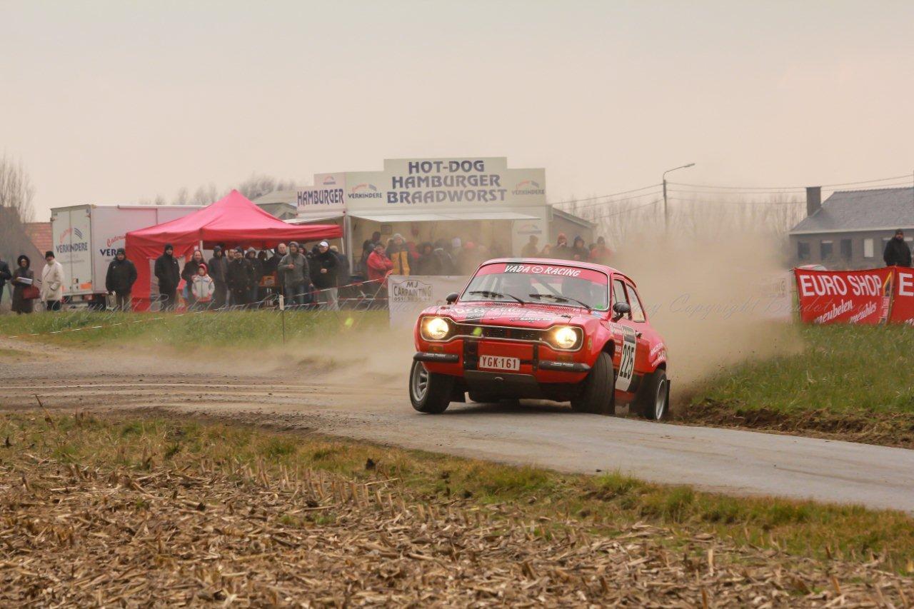 Rally Moorslede 2015 Guy Baudot