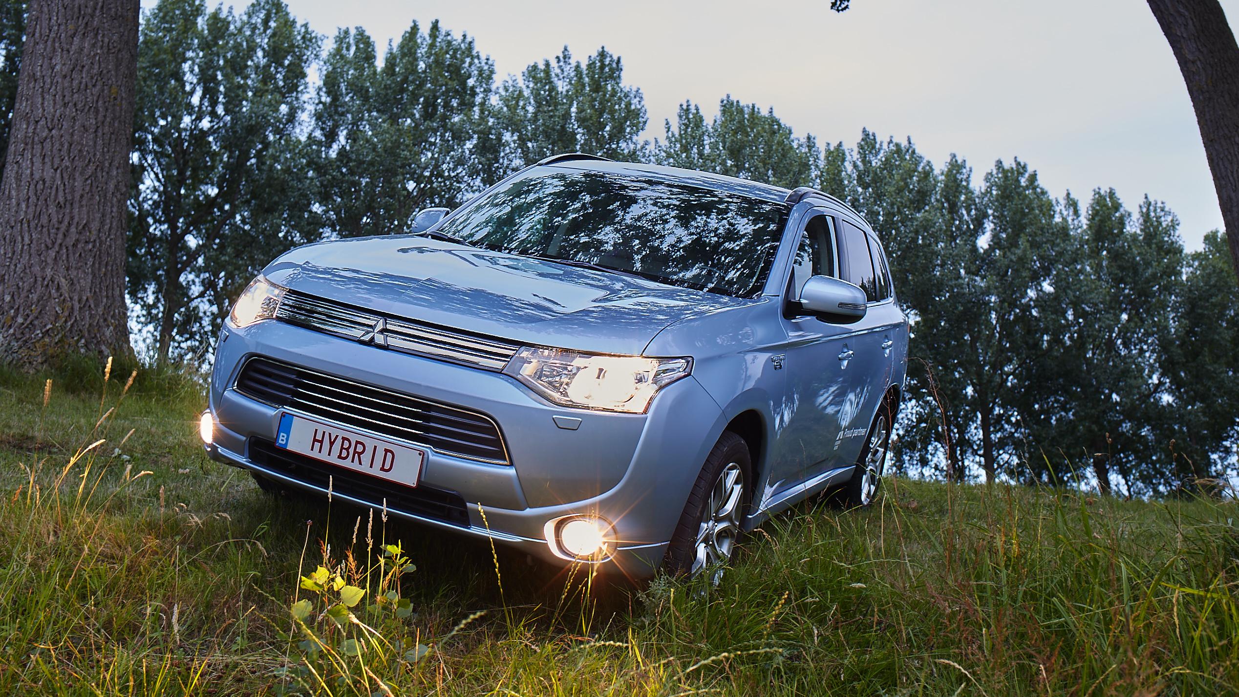 Mitsubishi Outlander Plug-In Hybrid Electric Vehicle