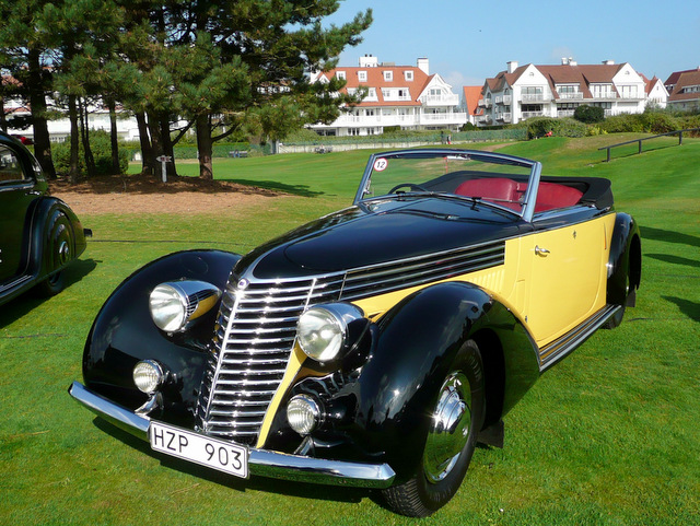 Knokke Zoute G.P. Concours  Vincent Arpons