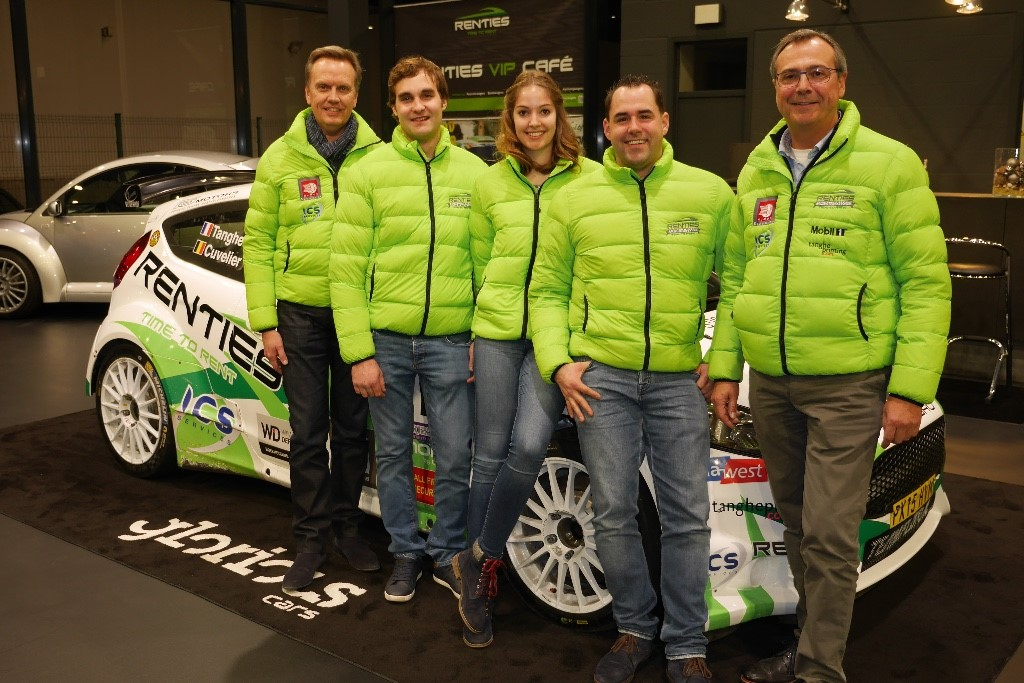 Het Renties Racing Team kiest voor jong talent