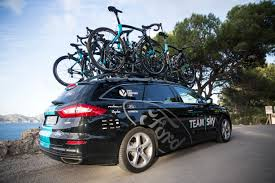 Team Sky @ Ford Lommel Proving Ground