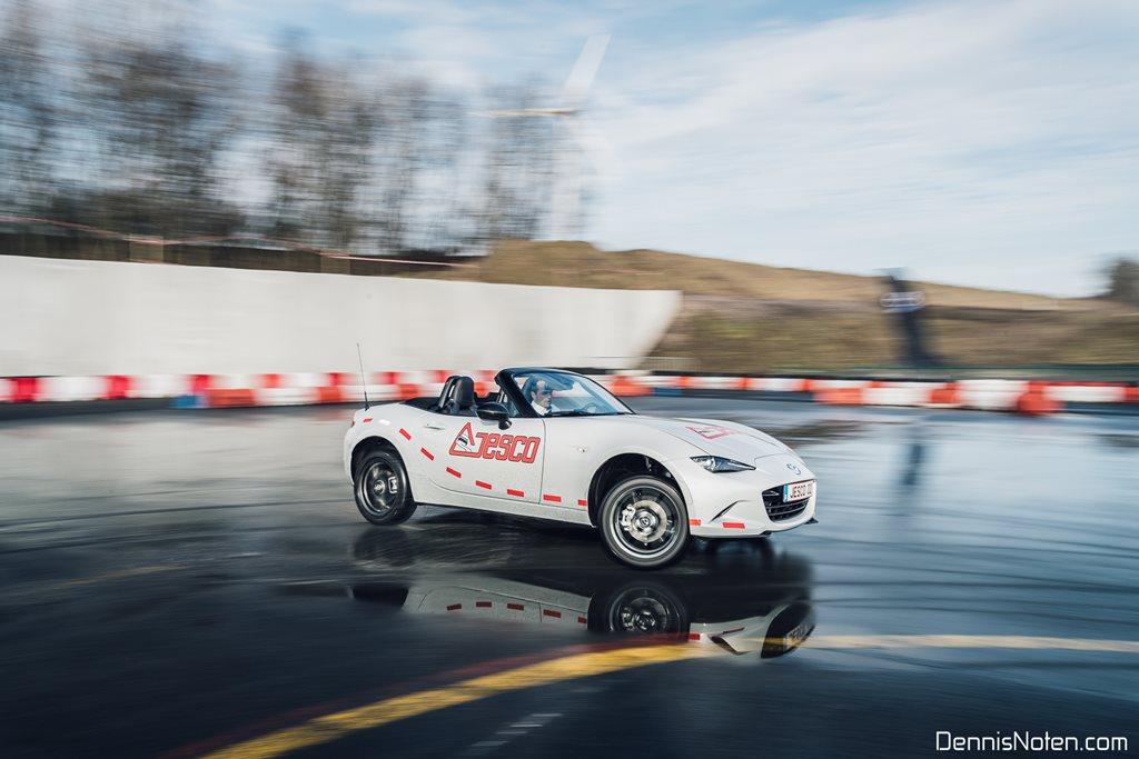 Mazda opnieuw partner van JESCO