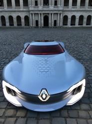TREZOR : gekozen als Mooiste Concept Car 2016