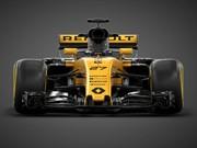 R.S.17 van Renault Sport Formula One Team voorgesteld in Londen