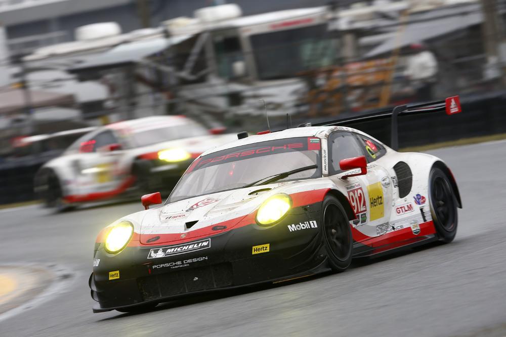 """Laurens Vanthoor: """"Ik zal blijven doorgroeien bij Porsche"""""""