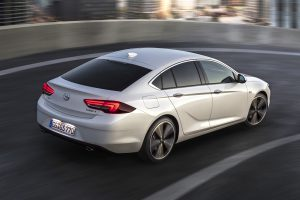 All-new Opel Insignia Grand Sport: Significantly lighter and more agile, with a clever package and latest generation powertrains.