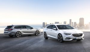 Dynamic duo: The new Opel Insignia Sports Tourer and Grand Sport impress with their exciting design, top technologies and luxurious comfort, without any compromises in practicality.
