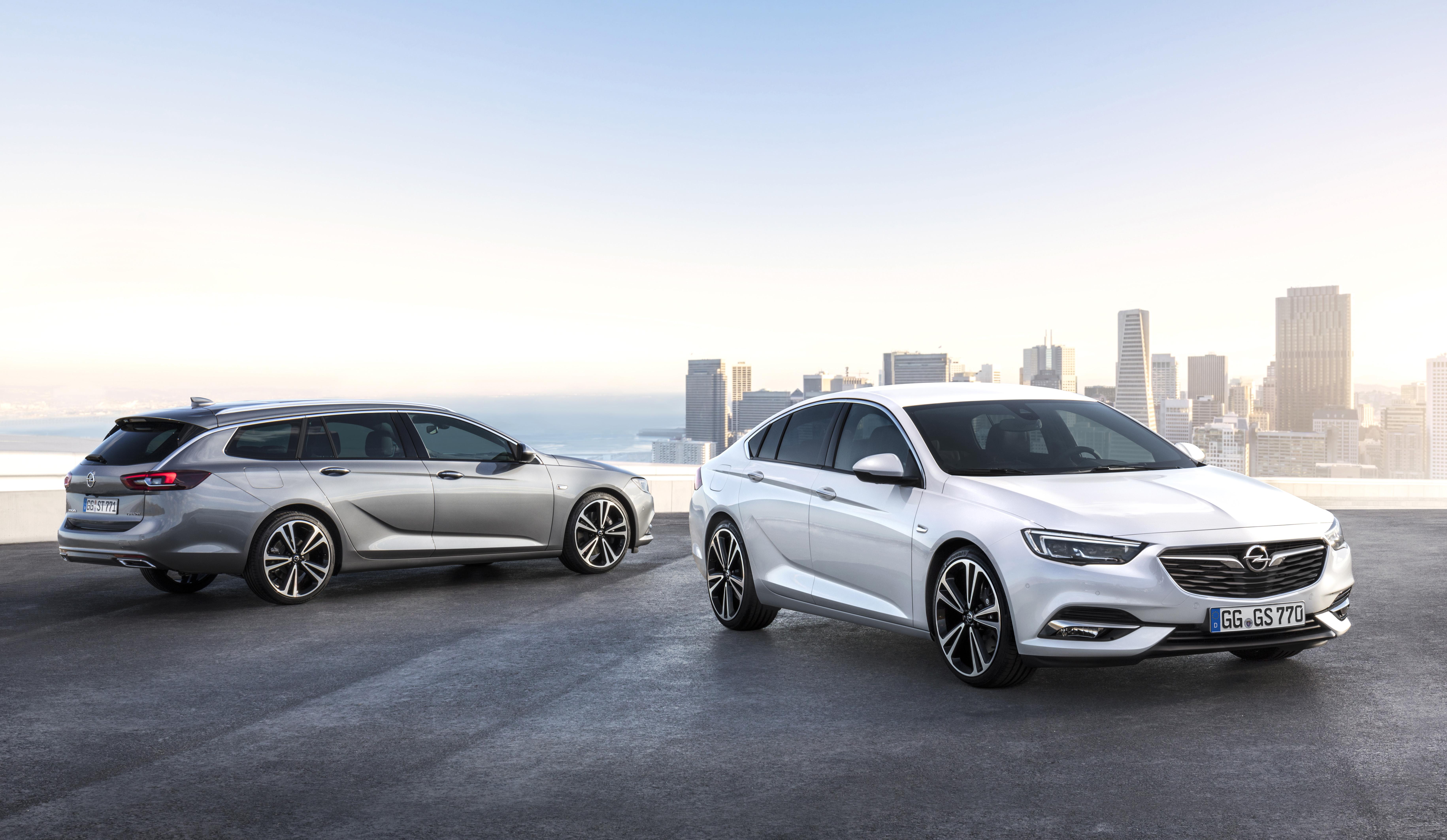 Opel op het 87ste Internationale Autosalon van Genève