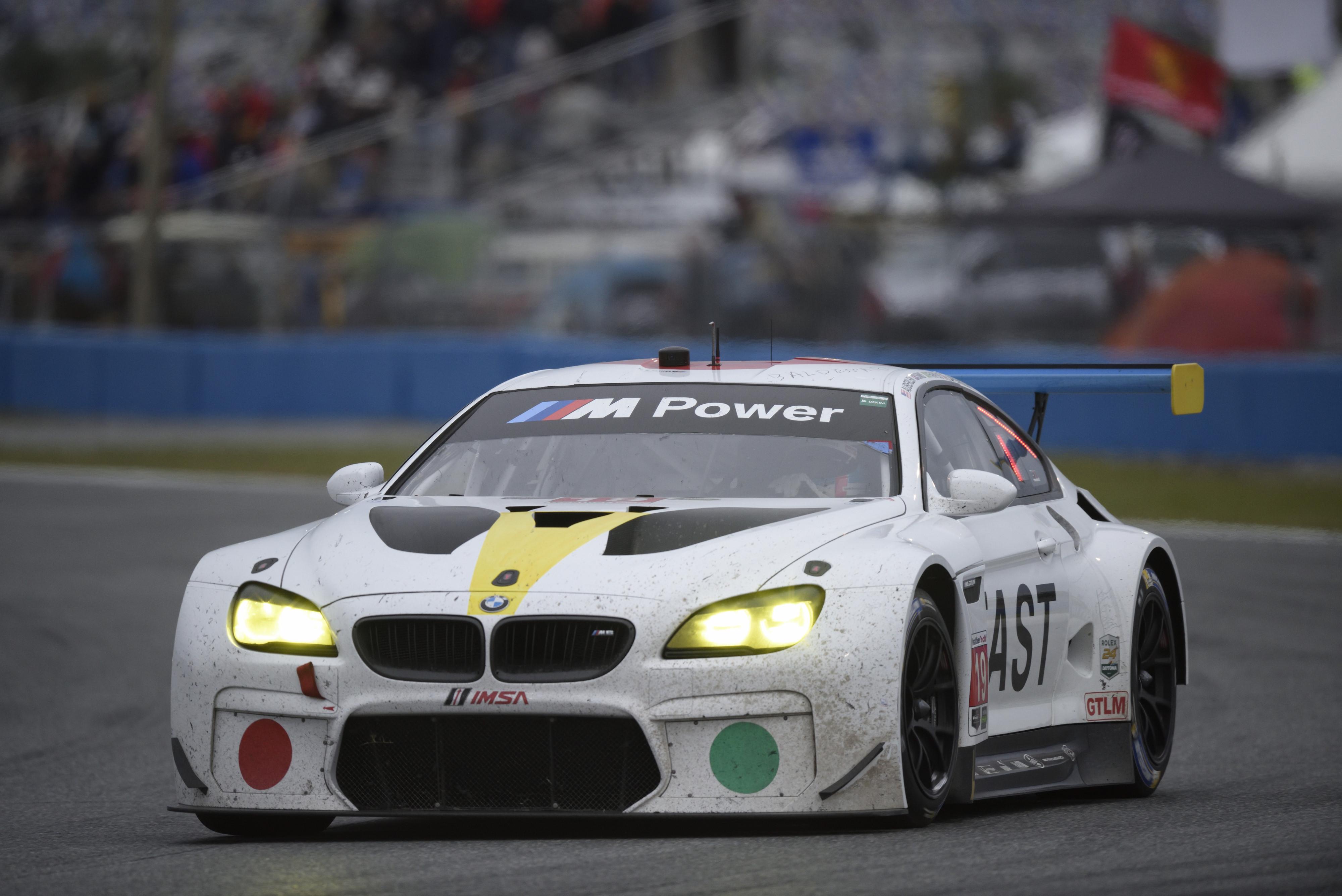 Achtste plaats in Daytona voor de 19e BMW Art Car.