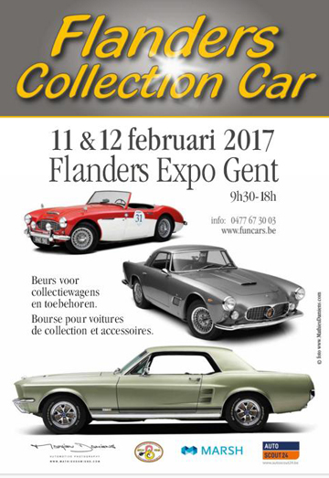 Flanders Collection Cars door Vincent Arpons.