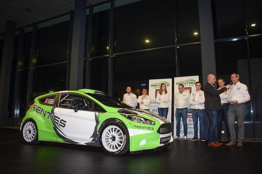 Renties in de Rally van Haspengouw