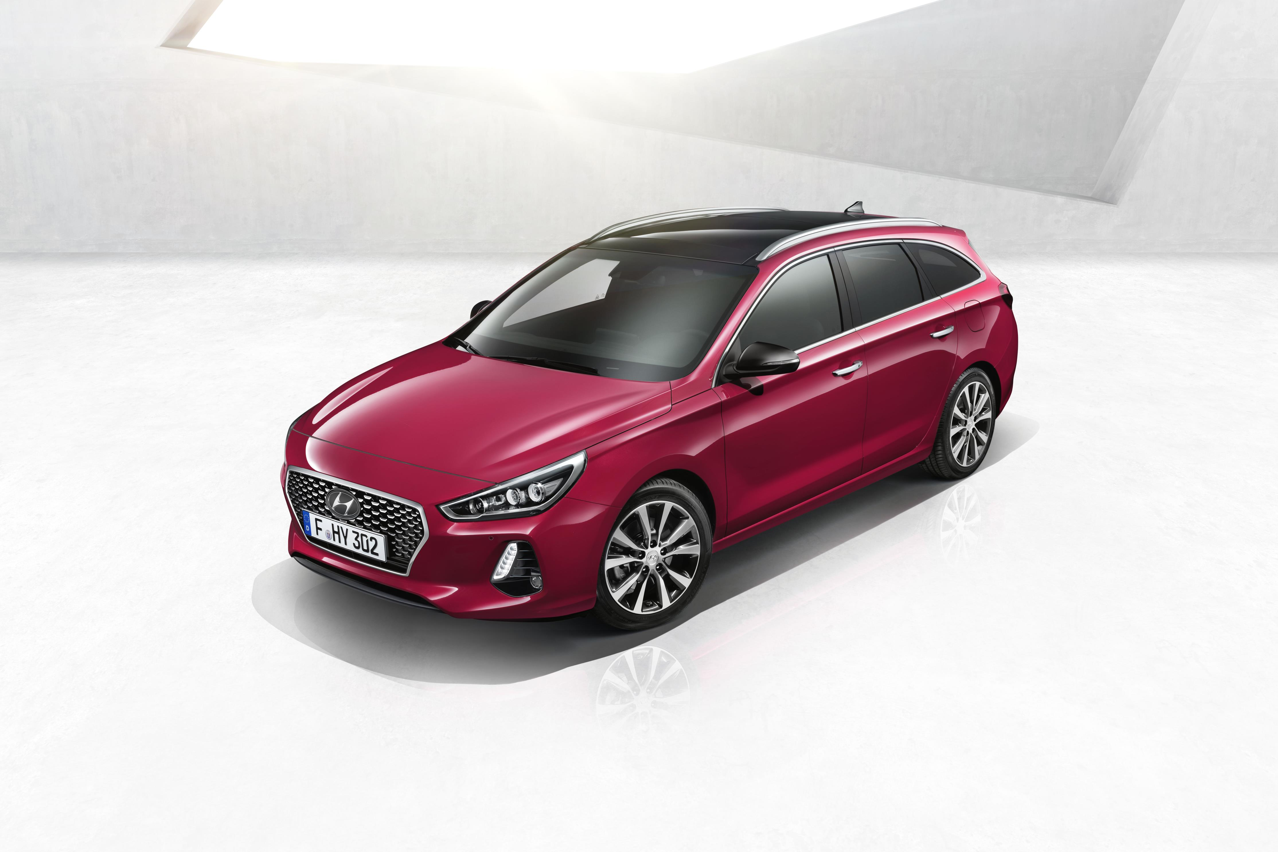 Video Hyundai I30  Chris Gommeren