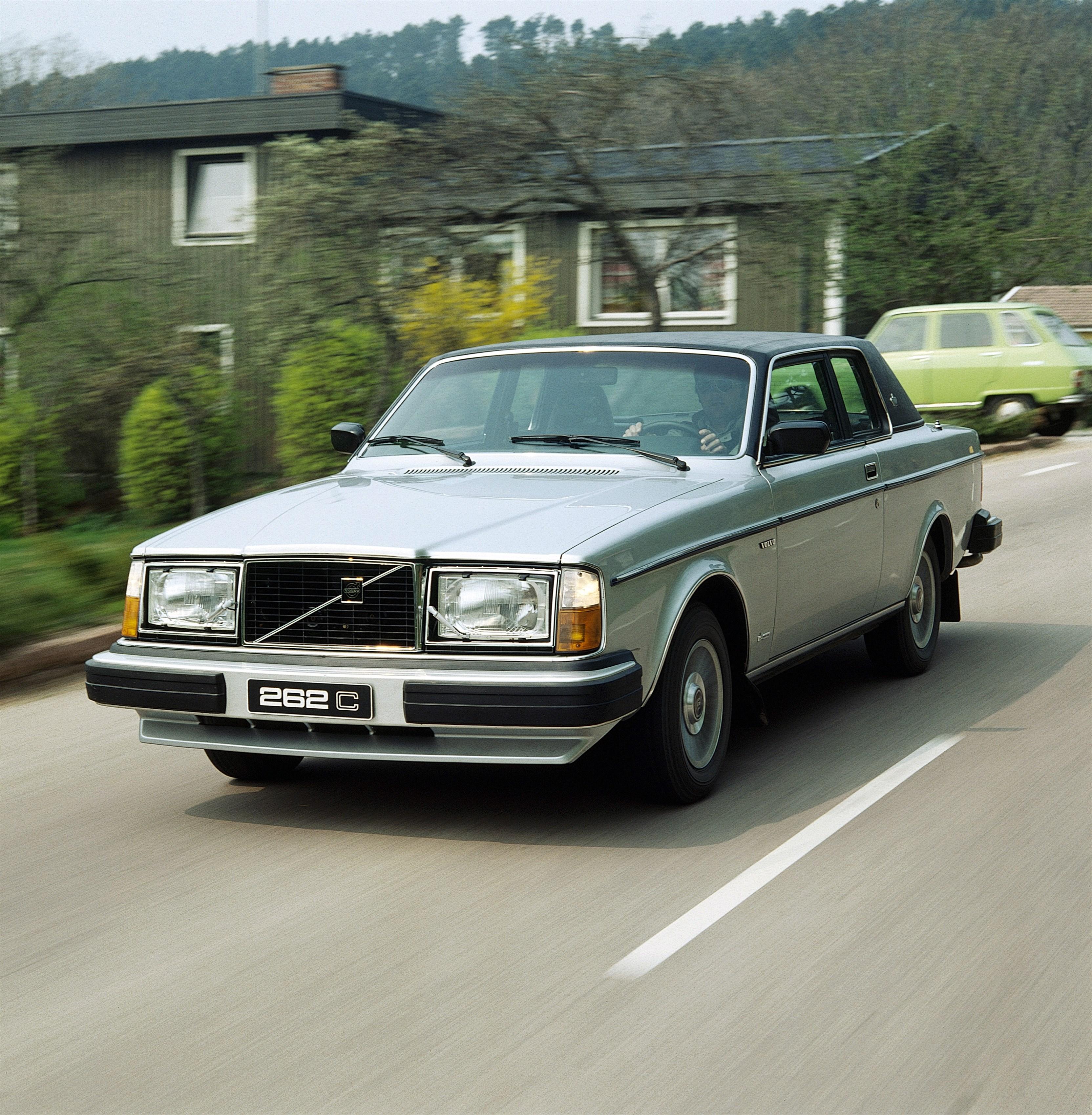 Ontworpen in Zweden en gebouwd in Italië – de Volvo 262C blaast 40 kaarsjes uit