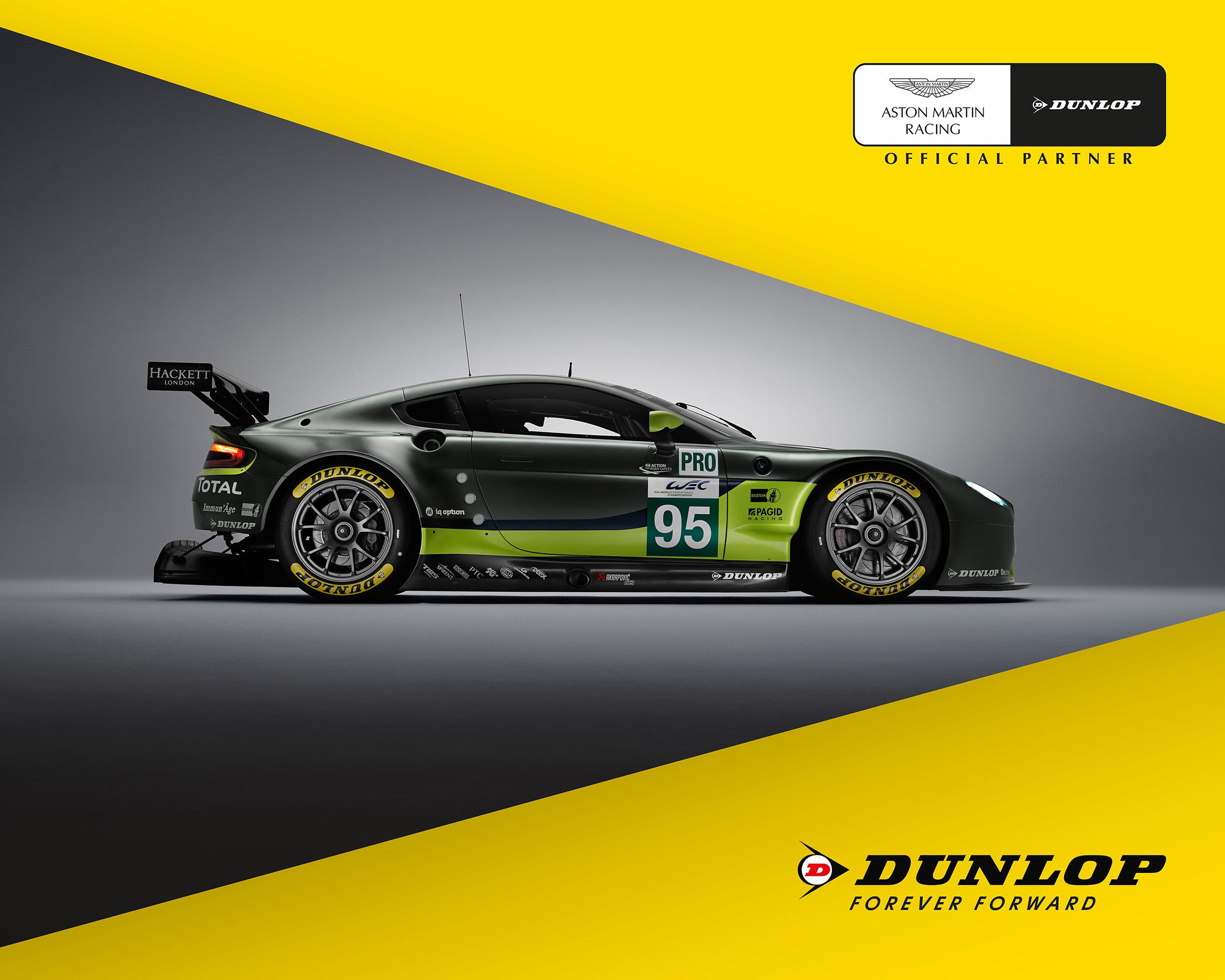 Dunlop bereidt zich voor om verder te bouwen op WEC-succes van 2016
