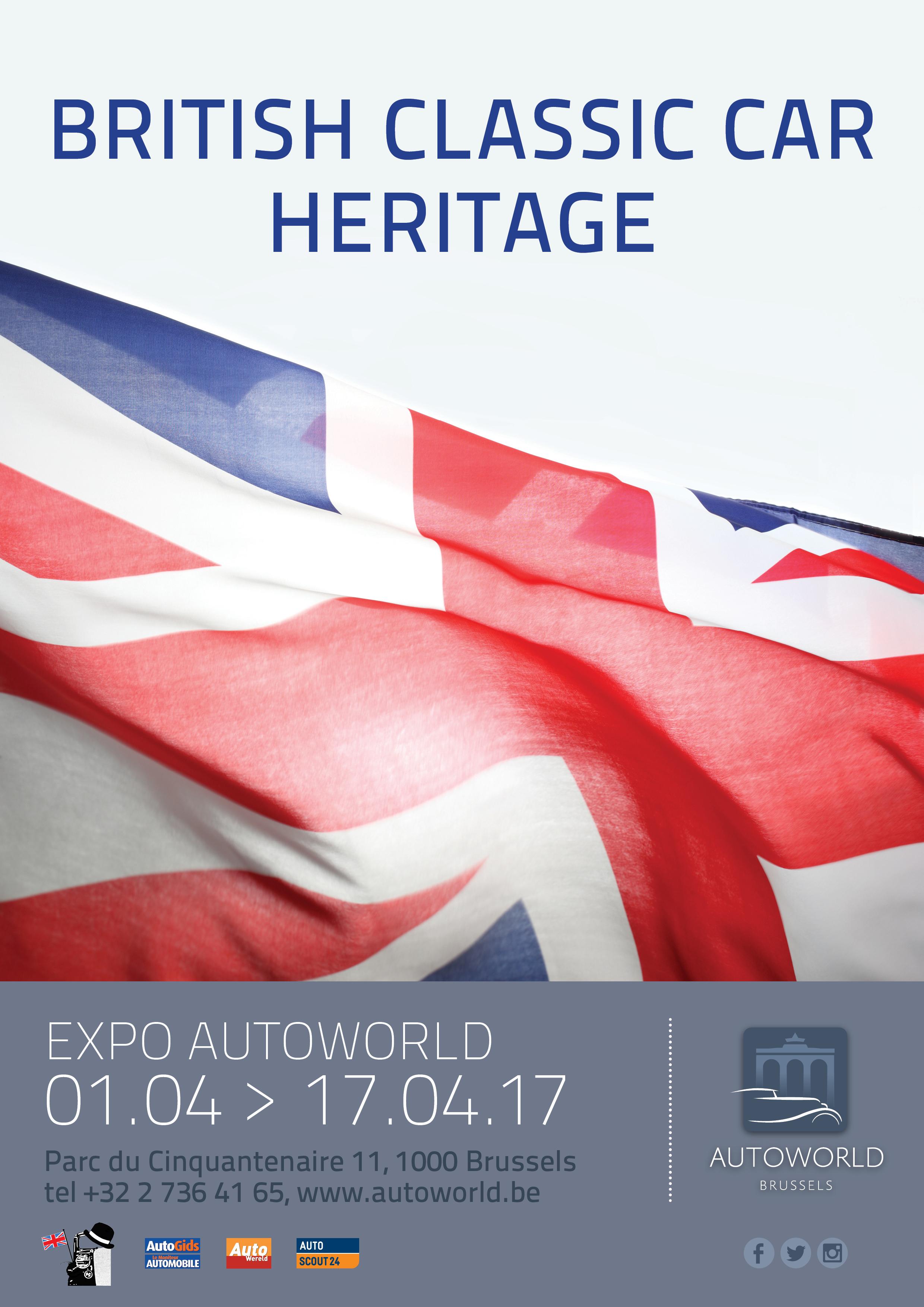 « British Classic Car Heritage »
