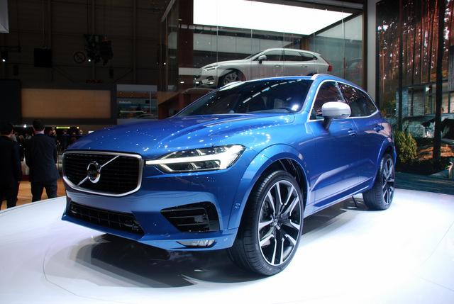 Volvo Cars onthult nieuwe XC60 premium SUV