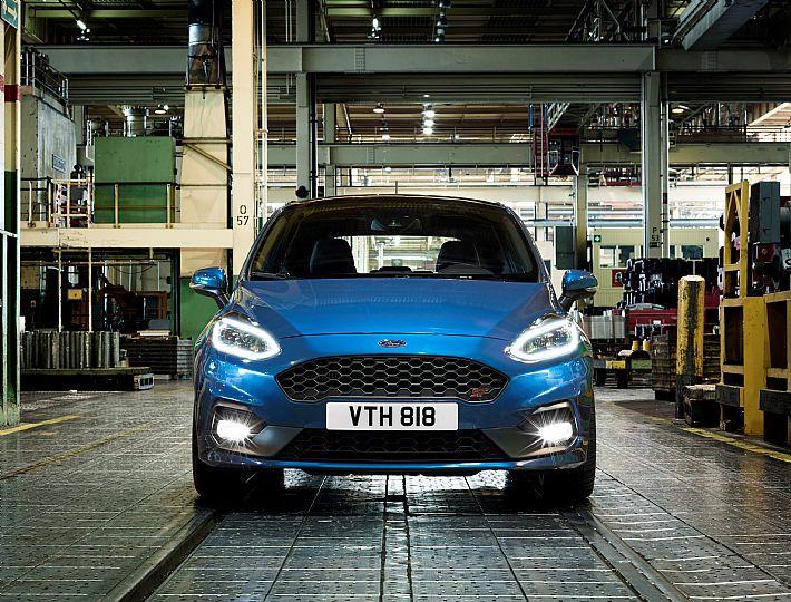 Ford in Genève: wereldpremière Ford Fiesta ST