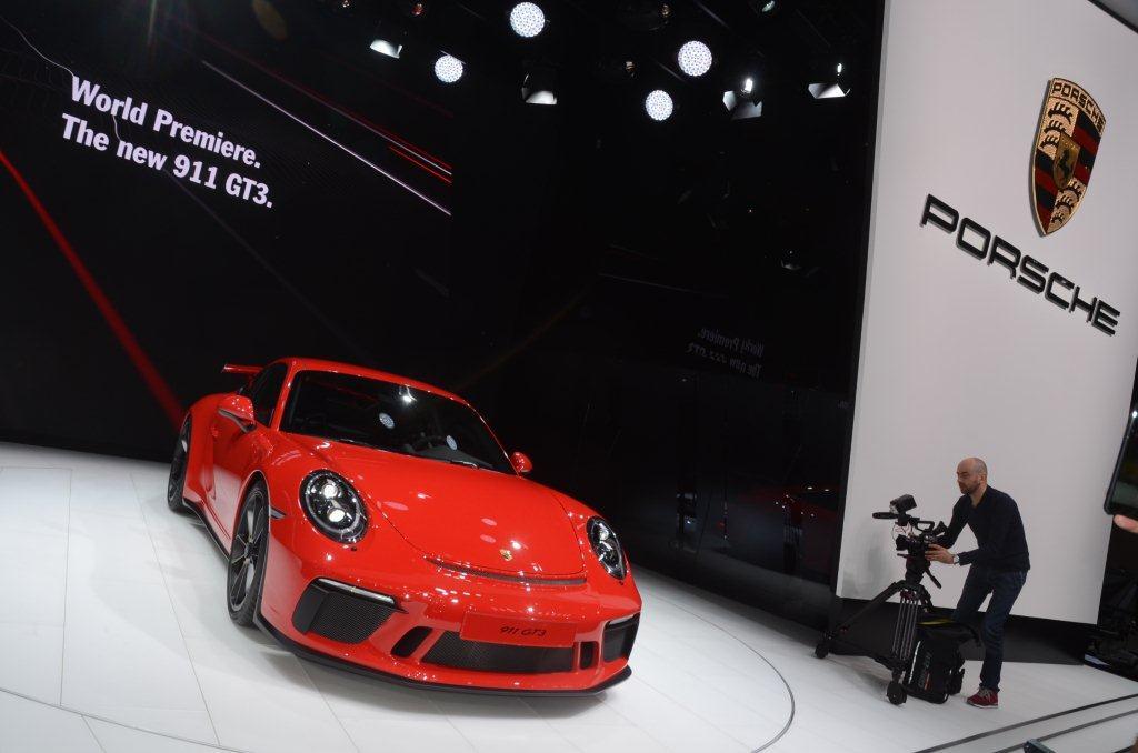 Porsche  @ Geneva Motor Show  2017     Wilfried Geerts