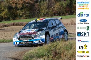 Adrian Fernémont terug met de Fiesta R5 in Spa